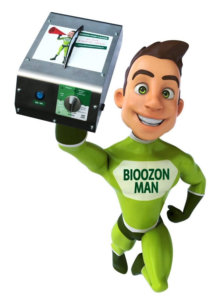 Dezinfekce interiéru ozonem | BIOOZON