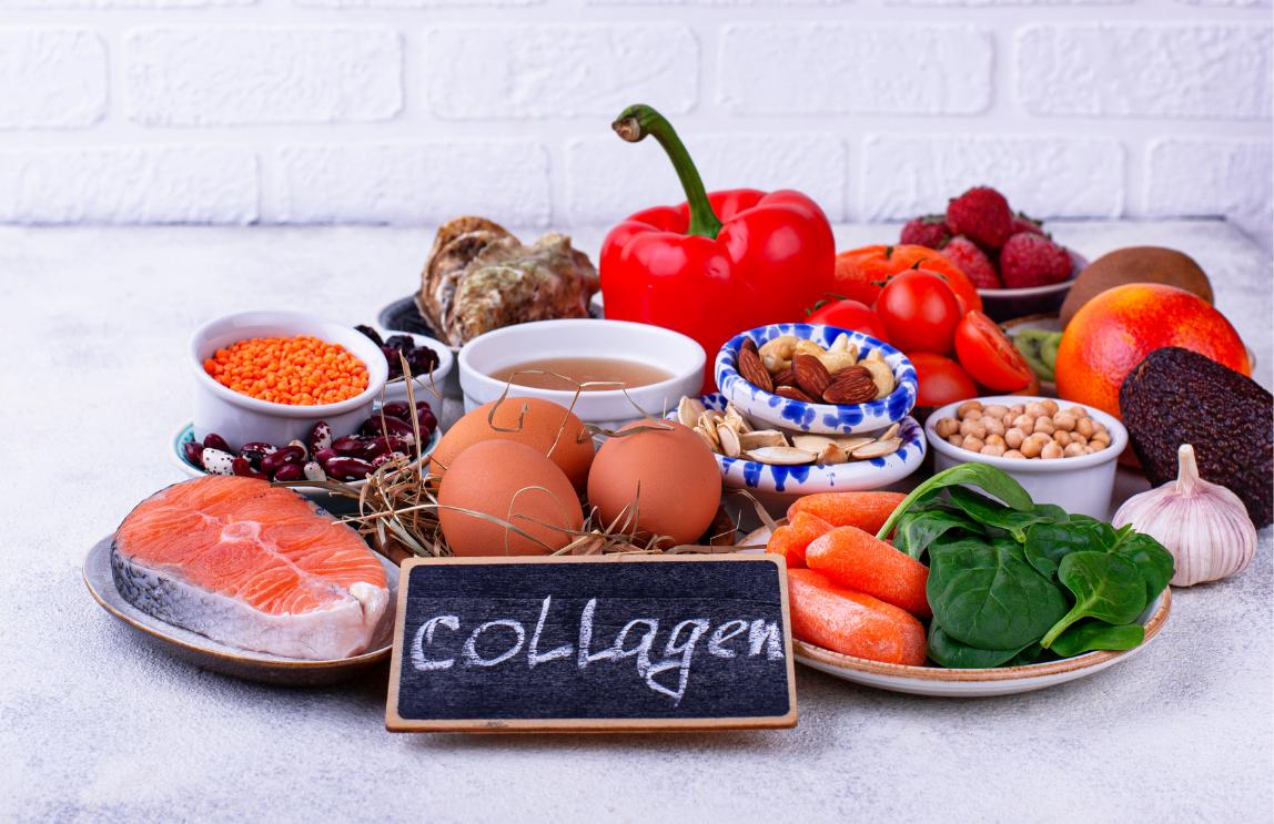 11 účinků kolagenu a jeho potravinové zdroje