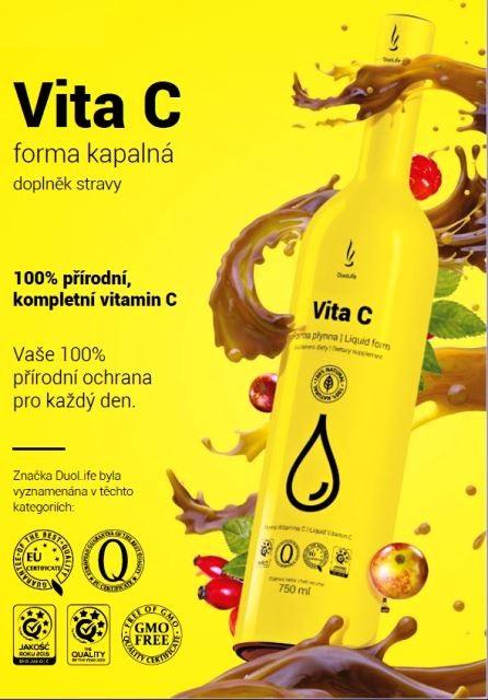 Duolife Vita C | Přírodní vitamín C