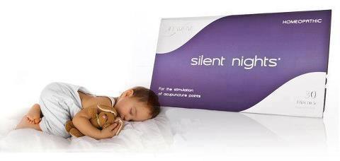 Zlepšení spánku   náplasti Silent Nights