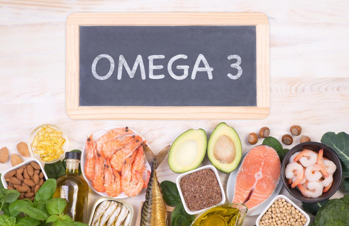 Vědecky prokázané účinky omega-3 na naše zdraví – 1. část