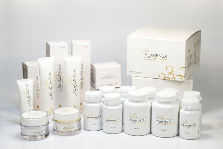 ALAGENEX KAZETA - 3. měsíční ozdravná kůra (regenerace buněk)