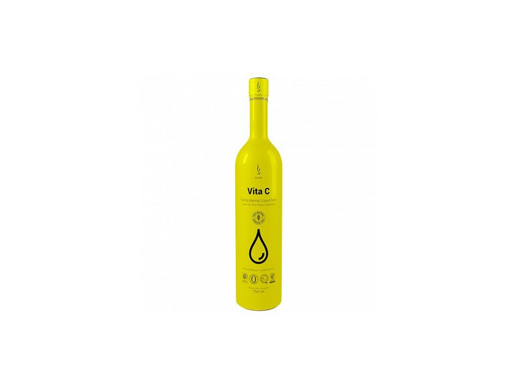 DuoLife Vita C 750ml, tekutý vitamín C