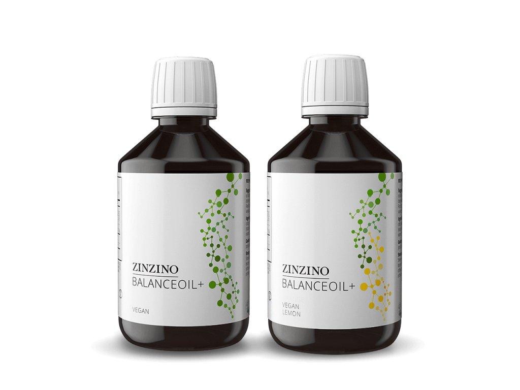 Zinzino BalanceOil Vegan Omega 3, veganský, olej z mořských řas