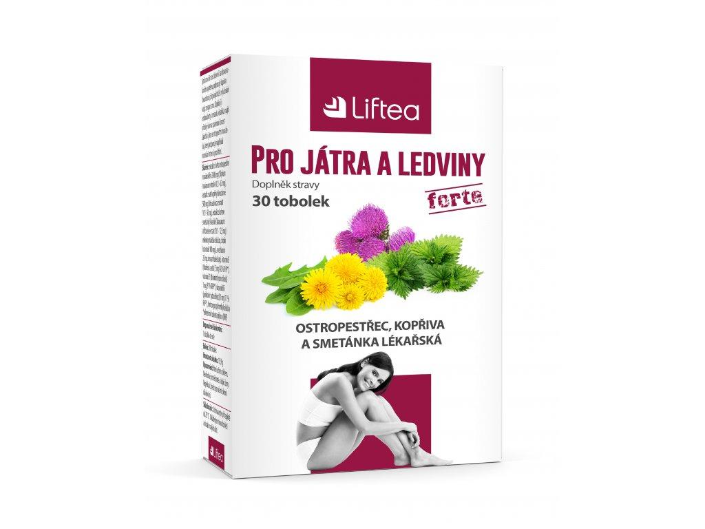 Liftea Ostropestřec, kopřiva a smetánka lékařská je přírodní doplněk stravy, který podporuje trávení. Kombinace kopřivy, smetánky a ostropestřce podporuje činnost žaludku, jater a ledvin.