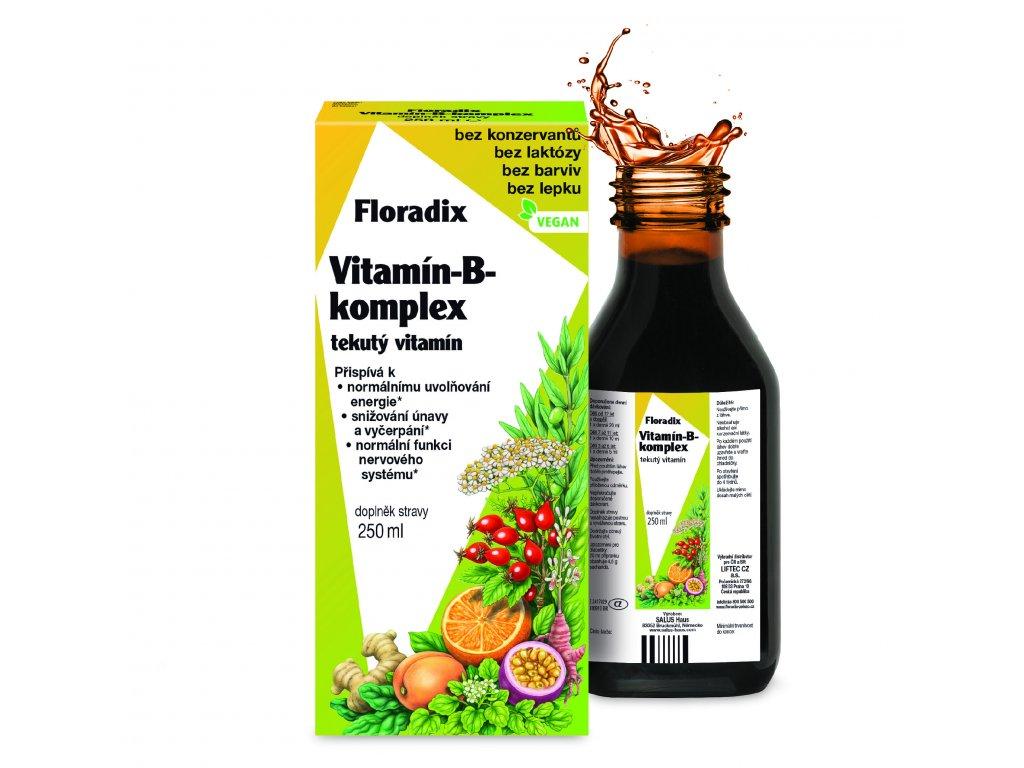 Salus Floradix Vitamin B komplex 250ml