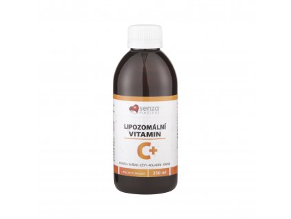 Tekutý liposomální vitamín C 250ml