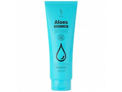 Duolife Aloes šampon s aloe vera, 220 ml