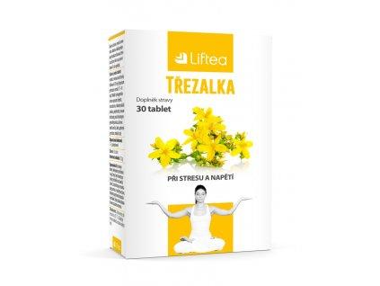 Liftea Třezalka, přírodní doplněk stravy pro uvolnění napětí a stresu a kvalitní spánek