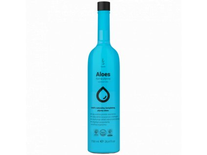 DuoLife Aloes, tekuté aloe vera, doplněk stravy