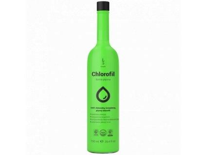 DuoLife Chlorofil, tekutý chlorofyl plný antioxidantů, na detoxikaci a zvýšení energie