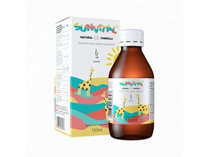 SunVital vitamíny pro děti