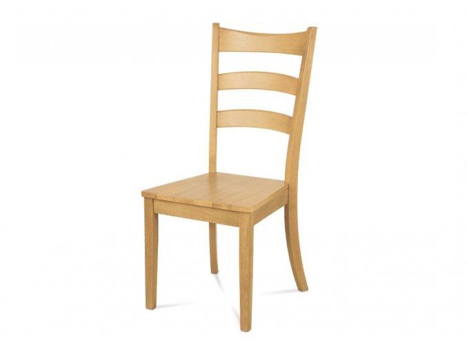 Dřevěná židle C-191