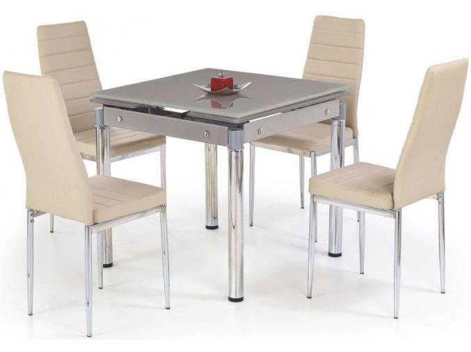 Jídelní stůl Kent - chrom