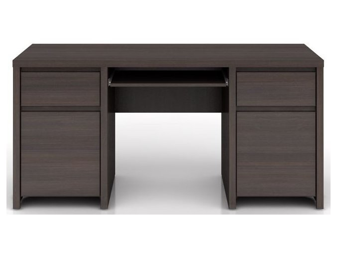 Psací stůl Kaspian BIU2D2S/160