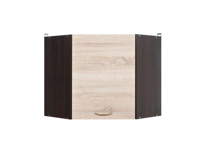 Kuchyňská skříňka rohová Junona Line GNWU/57-LP