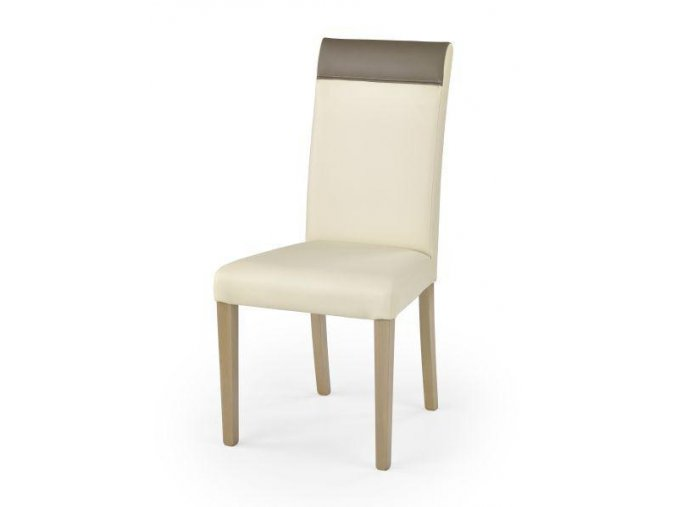 Jídelní židle Norbert - krémová