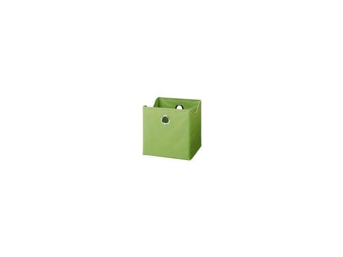 Látkový Box 82299 zelený