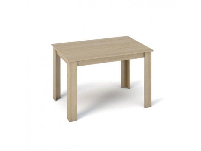 Jídelní stůl KRAZ 120x80 - dub sonoma