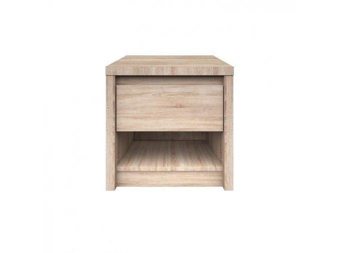 Noční stolek NORTY TYP 13 1S