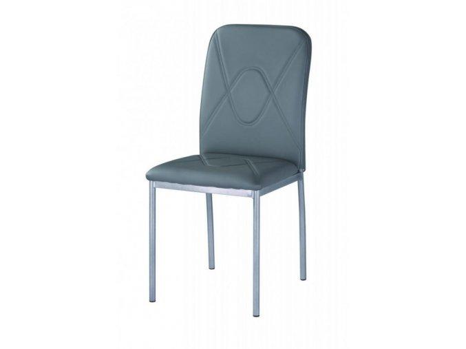 Jídelní židle H-623 šedá