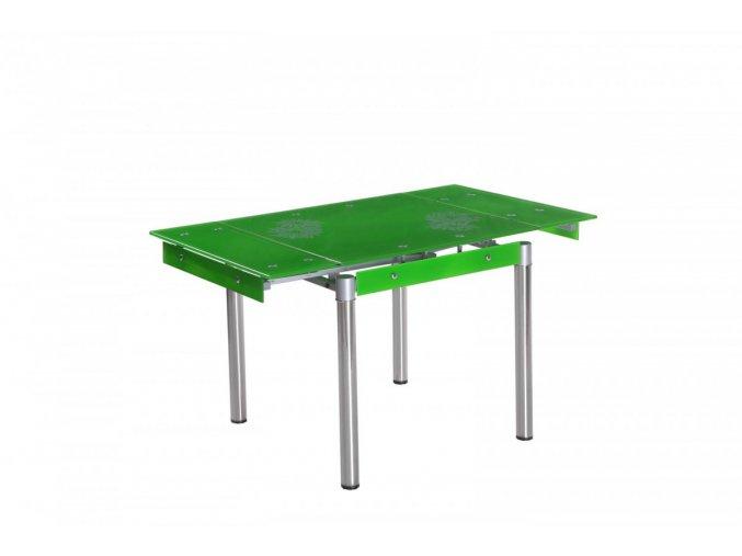 Jídelní stůl FAL-082 zelený