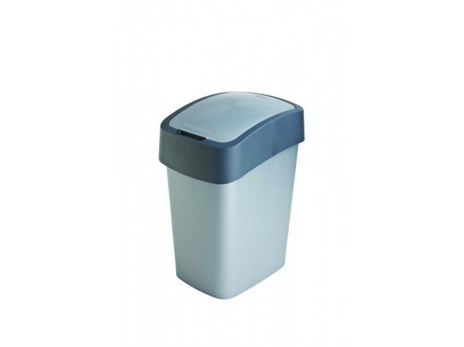 Odpadkový koš FLIPBIN 25L - šedý
