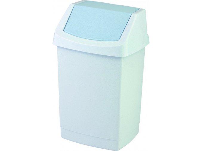 Odpadkový koš CLICK 15L - luna
