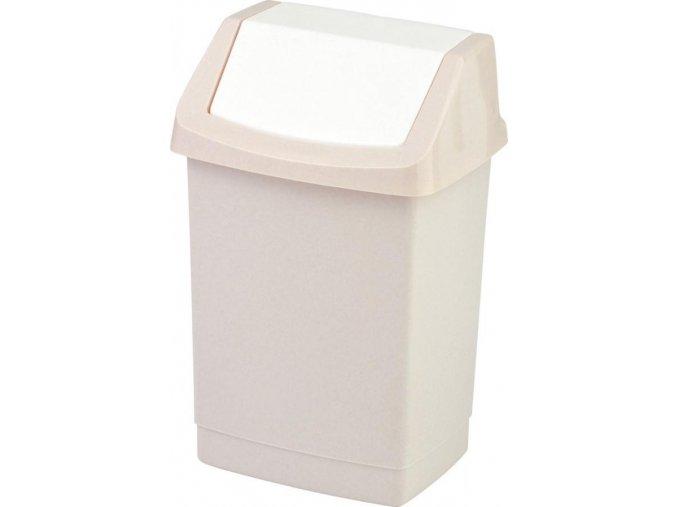 Odpadkový koš CLICK 25L - savanna