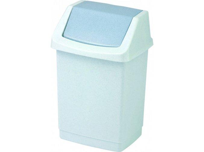 Odpadkový koš CLICK 50L - luna