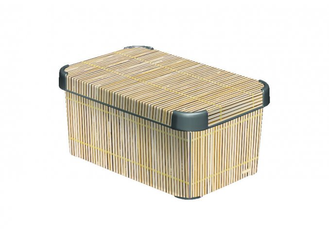 Box DECOBOX - S - Bamboo