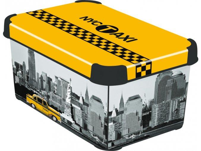 Box DECOBOX - S - NY CITY