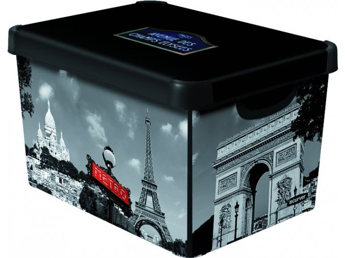 Box DECOBOX - L - Paříž