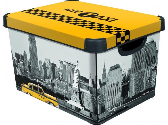 Box DECObox - L - NEW YORK