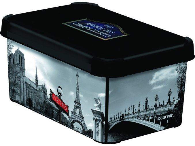 Box DECOBOX - S - Paříž