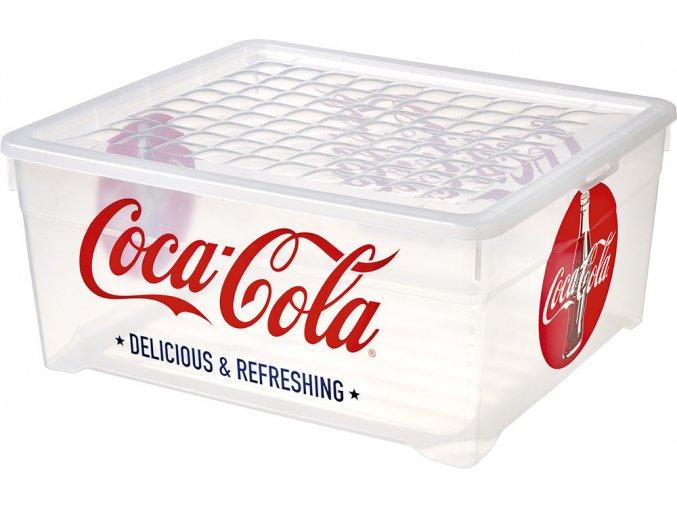 Box TEXTILE -10L - COCA COLA