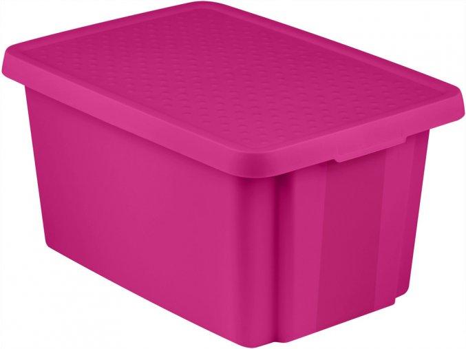 Box ESSENTIALS 45L - fialový