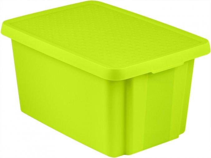 Box ESSENTIALS 45L - zelený