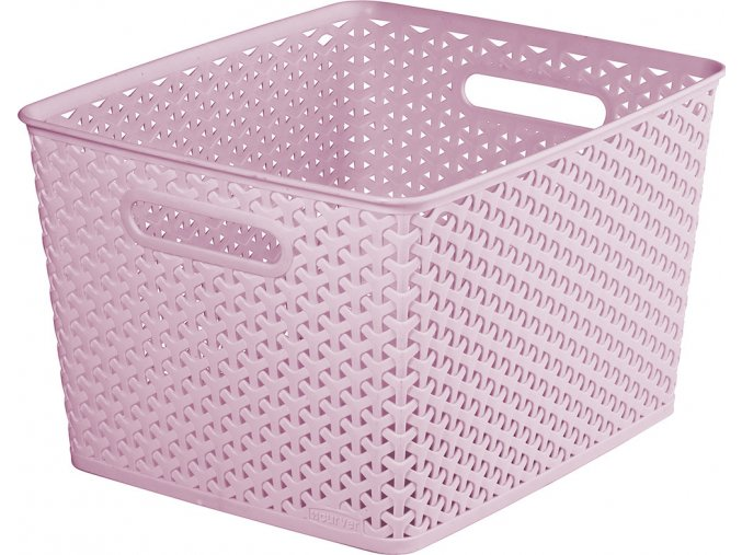 Box MY STYLE - L - růžový