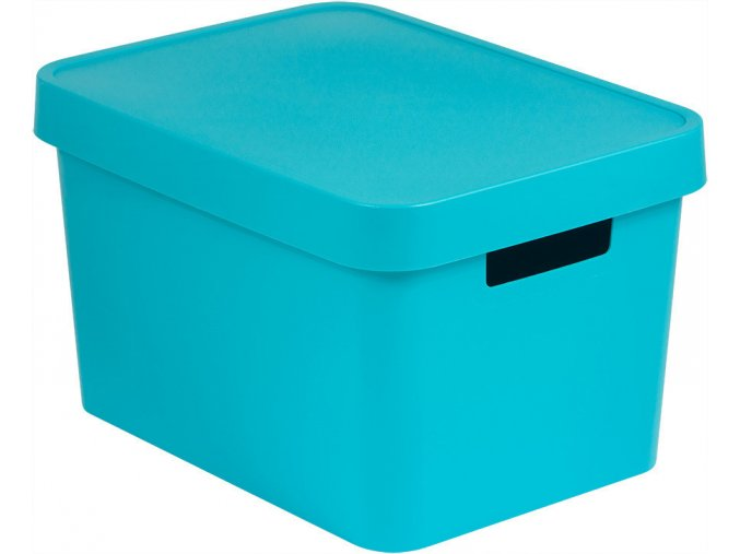 Box INFINITY 17L - modrý