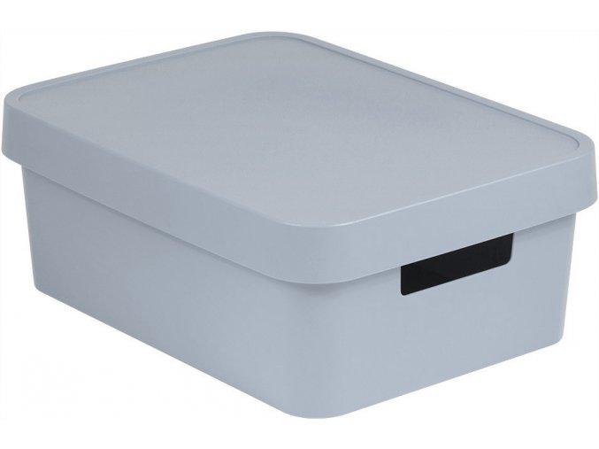 Box INFINITY 11L - šedý