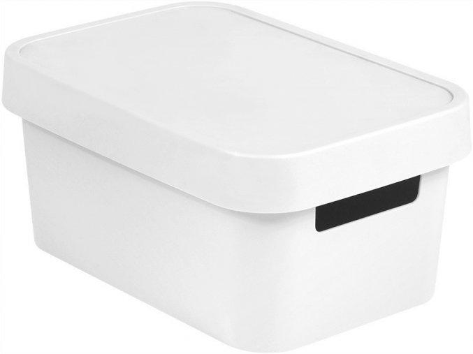 Box INFINITY 4,5L - bílý