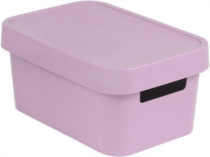 Box INFINITY 4,5L - růžový