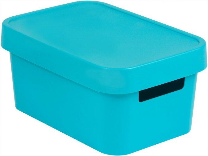 Box INFINITY 4,5L - modrý