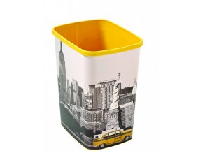 Odpadkový koš FLIPBIN 25L bez víka - NEW YORK