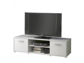 TV stolek ZUNO 01 - bílá