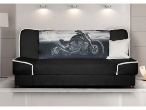 Pohovka Rallye - motorka C
