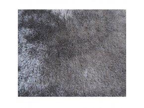 Koberec KAVALA 80x150 - šedý
