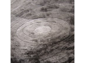 Koberec VANJA 80x150 - šedý vzor