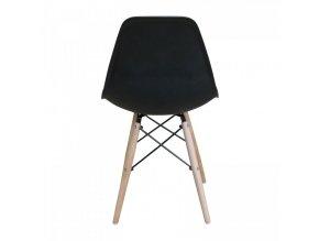 Jídelní židle UNO černá
